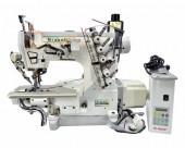 Máquina de Costura Industrial Galoneira Bracob BC600-35 AT EUT