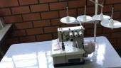 Galoneira Direct Drive 3 Agulhas 4 Fios BC2600-3DE BRACOB
