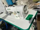 Máquina de Costura para Couro , estofado Etc Transporte Duplo Eletrônica, com corte de Linha BRACOB-BC0303AT