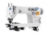 Máquina de Costura Ponto Corrente 6 Fios, 3 Agulhas c/ Catraca PTF - JACK 8560GPL-HX2