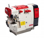 Máquina Costura Industrial Overlock 3 Fios,Cilíndrica Motor Direct Drive SSQ90D3 Overlock 3 fios cilíndrica direct drive 220v
