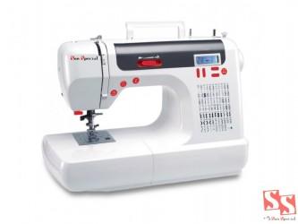 Máquina de costura doméstica SS 2599 Tensão/Voltagem:110/220 Voltagem:110/220 color:Branco Tamanho:Único