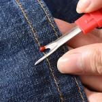 Desmanchador de costura pontos removidos ferramenta picador de fio prático artesanato costura cortador de linha costura -Abridor de Casas- Uso Geral