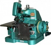 Overlock Semi Industrial com Bancada 3 Fios, 3000 ppm GN1-6D