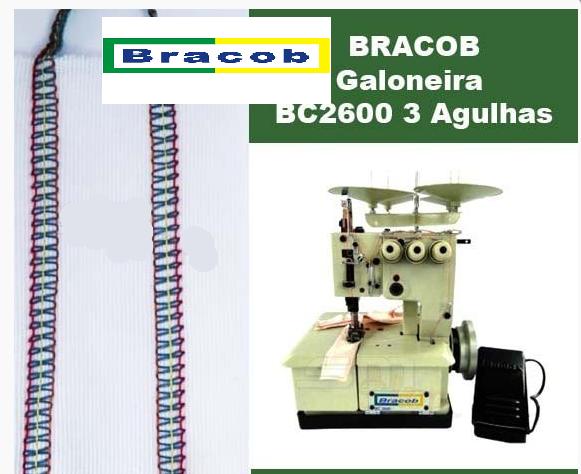 BRACOB BC2600-3D