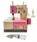 Galoneira  2 Agulhas Semi Industrial- Bracob Bc2600 Baby- Bracob+vies110v+frete
