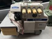 Interlock Singer, 05 Fios,motor Silencioso+ Mesa+frete