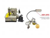 Galoneira Bracob - BC 2600 -2 Agulhas c/ Motor Acoplado 250W+ LED