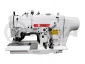 Máquina de costura Caseadeira Industrial EX-782D com motor Direct Drive