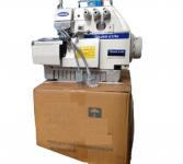 Máquina de Costura Overlock c/ Motor Direct Drive 1 Agulha 3 Fios -Silver Star