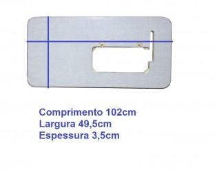 Máquina De Costura Zig Zag Semi Industrial Sun Special
