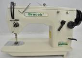 Máquina de costura Zig Zag Industrial BC 20u457A,3 pontos,1 agulha,2000RPM - Bracob