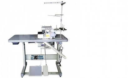 Máquina de costura Interlock Industrial MK700-5,5000PPM - MegaMak