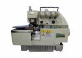 Máquina de costura Interlock Industrial BC75,2 agulhas,5 fios,5000PPM - Bracob