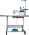 Máquina de Costura Industrial Reta Jack A4e-Com motor De Passo,corte de linha, posicionador de agulha, bartack, levantamento do pé.-Jack-220v