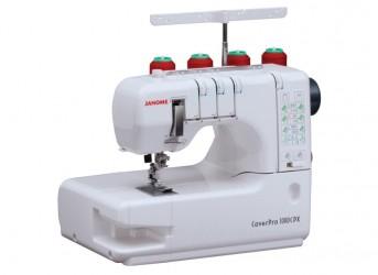 Máquina de Costura Galoneira Janome 1000CPX