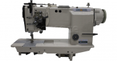 Máquina Pespontadeira Industrial,barra alternada,Direct Drive,completa - Megamak