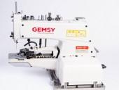 Botoneira Mecânica para Botôes de2 e 4 Furos com mesa e Motor , Gemsy