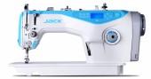 Reta Industrial com Corte de Linha, Ponto 7mm, 5000ppm JACK A4-7