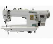 Máquina de Costura Transporte Duplo Dente+Calcador , 2000PPM, C/Direct Drive MK-0303- Mega Mak