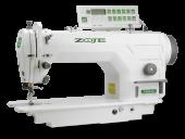 Máquina de costura Reta Industrial Eletrônica Direct Drive Zoje ZJ-9800AR Rolamentada para Tecidos Pesados