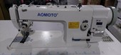 Máquina de Costura Industrial Reta Transporte Duplo com Motor Direct Drive- Aomoto-