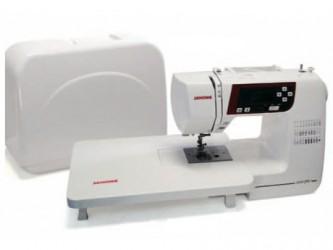 Máquina de costura doméstica Eletrônica 2030QDC,18 pontos - Janome