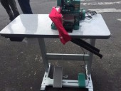Overlock Semi Industrial Com Mesa+motor Acoplado+brinde