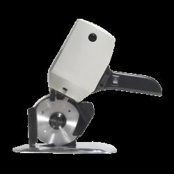 Máquina para corte de tecidos com disco 4 polegadas - 220v Tensão/Voltagem:220 Voltagem:220 color:Bege Tamanho:Único