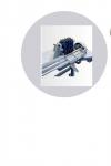 Máquina de Cosrtar Vies, com motor Direc Drive 220v- 5 facas, -JANDT