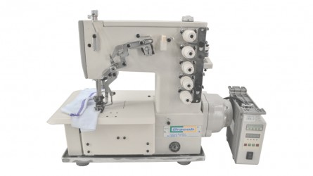 Galoneira Industrial BC4000D completa,Direct Drive-Bracob