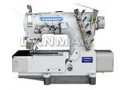 Máquina de Costura Galoneira Lanmax Direct Drive 6500ppm Lub. Automática LM-42500-01CB-D - LANMAX