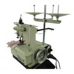 Máquina de costura Galoneira portátil Bracob ,3 agulhas 110v Voltagem:110