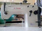 Máquina de Costura Semi-Industrial Zigue Zague 03 Pontinhos Yamata FY 457A