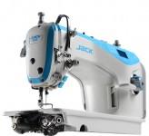 Máquina De Costura Reta Eletrônica A4 C/ Direct Drive E Aparelho De Fazer Frufru - Jack