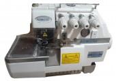 Máquina de Costura Industrial Interloque Direct Drive, 2 Agulhas, 5 Fios 6000PPM - AOMOTO YAMATA-