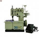 Máquina de Costura Galoneira Portatil 3 Agulhas Bracob -110v