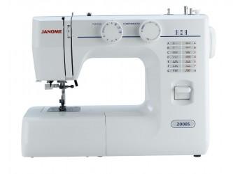Máquina de costura doméstica Janome 2008s,14 tipos de pontos