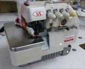 Máquina De Costura Interlock Sun Special Ss8805-SEMI NOVA