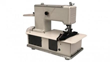 Galoneira Eletrônica Bracob 5 Fios, Lubrif. Automática, 3 Agulhas BC-5000-D