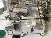Galoneira Bt Para Lingerie 3 Agulhas, 5 Fios, Lub. Automática, 400w Yamata Completa