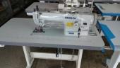 Máquina de Costura Industrial Reta Transporte Duplo com Motor Direct Drive- Yamata