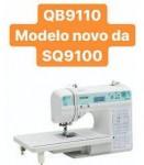 LANÇAMENTO BROTHER QB-9110 Máquina de Costura Eletronica, 850PPM, 1 Fonte, 8 Caseadores Brother - QB9110