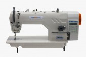 Máquina de Costura Reta Eletrônica Com Corte de Linha,5000ppm,1Agulhas, 2 Fios-MK-9800D-4M - -Megamag