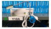 Y-10 Luminária para maquina de costura 10 Led's com Braço Flexível magnética - YOKE