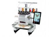 Máquina de Bordar 10 agulhas, 1000ppm com Scaner para transformar desenhos em bordados, Tela Touch - BROTHER